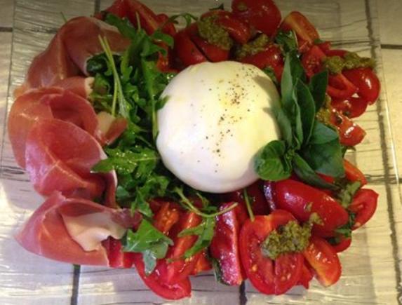 antipasto al'italiana