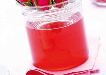 gele di rose