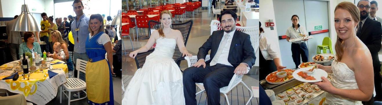 nozze Ikea 1