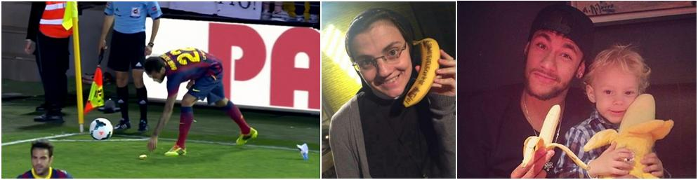 a colpi di banana