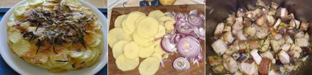 tortino di patate e funghi ott14